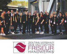 Friseur-Zeitschrift OMC Hairworld 2018: Deutsches Team holt Silber