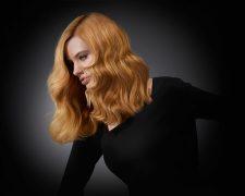 Friseur-Zeitschrift @Pure Pigments: Haarfarbe, wie wir sie noch nie gesehen haben