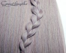 Trendfrisuren - Neue Fashion-Strähnen im Perlmuttglanz by Great Lengths