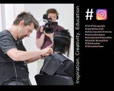 Frisur 2018: Inspirative TIGI Session mit Akos Bodi & dem TIGI German Creative Team live on Instagram!