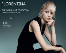 TIGI COPYRIGHT EDUCATION - FLORENTINA: Step-by-Step - Anleitungen