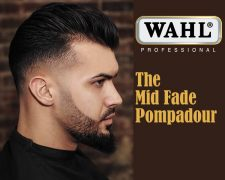 Collection & Step-by-Step Mid Fade Pompadour by Michael Damiano - Bild
