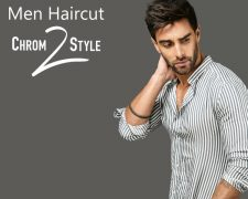 Men Haircut Chrom2Style: Step-by-Step - Anleitungen