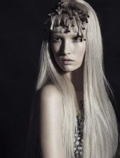 Frisuren-Trends 10 - Carbon - Kollektion von Christophe Gaillet