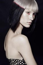 Frisuren-Trends 2 - Carbon - Kollektion von Christophe Gaillet