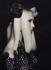 Frisuren-Trends 6 - Carbon - Kollektion von Christophe Gaillet