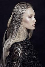 Frisuren-Trends 8 - Carbon - Kollektion von Christophe Gaillet