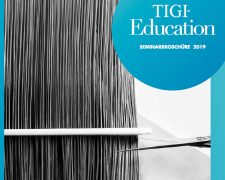 TIGI Education Broschüre & Highlight Seminare 2019: News, Szene