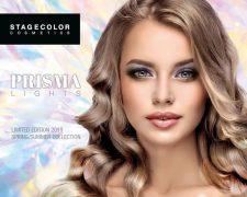 Schillernd schön: der neue Make-up Trend Prisma Lights - Bild