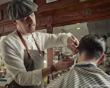 Barbershop Insights mit Joth Davies: