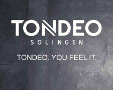 TONDEO neu erleben - TONDEO. YOU FEEL IT. - Bild