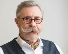 Friseur-Zeitschrift Wormser gewinnt Bartmeisterschaft mit Styling von Haare.Kosmetik.Zweithaar.Jens Dagné