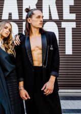 Frisuren-Trends 13 - Moser goes Urban - Step-by-Step zum Trendlook 2019 Longhair Men