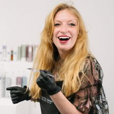 5 | Einführung des neuen TIGI Copyright Colour True Light Freestyle Blonder