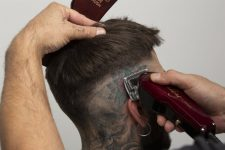 Frisuren-Trends 10 - Rebel Crop Fade