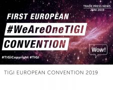 Trendfrisuren - TIGI European Convention 2019