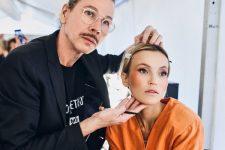 Frisuren-Trends 3 - La Biosthétique & Lana Mueller - Berlin Fashion Week 2019