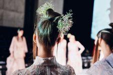 Frisuren-Trends 6 - La Biosthétique & Lana Mueller - Berlin Fashion Week 2019