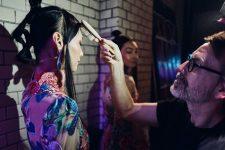 Frisuren-Trends 8 - La Biosthétique & Lana Mueller - Berlin Fashion Week 2019