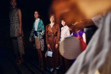 Frisuren-Trends 12 - Marc Cain zeigt Kollektion Colour in Motion für Frühjahr/ Sommer 2020
