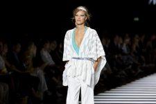 Frisuren-Trends 8 - Marc Cain zeigt Kollektion Colour in Motion für Frühjahr/ Sommer 2020