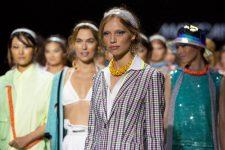 Frisuren-Trends 9 - Marc Cain zeigt Kollektion Colour in Motion für Frühjahr/ Sommer 2020