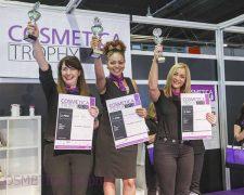 Vielbeachteter Profi-Wettbewerb für schöne Augen: Die COSMETICA Trophy - Bild