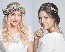 Braut- und Hochsteckfrisuren - neue Ideen und Looks von Schwarzkopf Professional - Bild