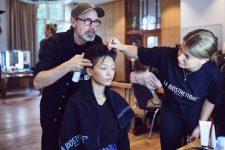 Frisuren-Trends 8 - La Biosthétique x Nobi Talai - Berlin Fashion Week 2019