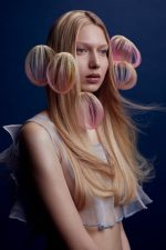 Frisuren-Trends 2 - Abyss-Kollektion von Elena Verikiou
