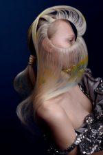 Frisuren-Trends 5 - Abyss-Kollektion von Elena Verikiou