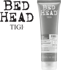 Bed Head® by TIGI® Urban anti + dotes Reboot Scalp Shampoo: TIGI® Haircare GmbH