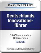 2 | Wahl gehört zu Deutschlands Innovationsführern 2019