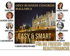 Trendfrisuren - Open Business Congress Mallorca
