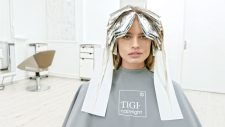 Frisuren-Trends 10 - TIGI Copyright - L. A. LIGHTS
