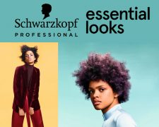 Essential Look: Color Clash Salon-Look Carla - Bild