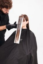 Frisuren-Trends 19 - Essential Look: Texture Tension Laufsteg-Look Petra