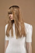 Frisuren-Trends 3 - Essential Look: Texture Tension Laufsteg-Look Petra
