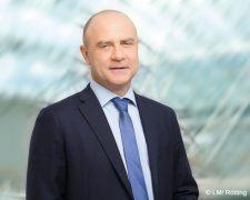 Friseur-Zeitschrift Steffen Jantz wird Director MarCom der Messe Düsseldorf