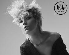 Woman The Hair von Élise Antoine - Bild