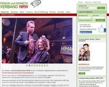 Praktischer Leistungswettbewerb (PLW) für Friseure auf Kammer- und Landesebene NRW - Bild