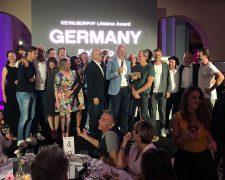 LIFETIME AWARD für KEVIN MURPHY GERMANY und BELLUDIO BOUTIQUE BRANDS - Bild