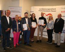 Sieger des Friseur-Azubi-Wettbewerbs 2019 geehrt - Bild