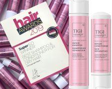 TIGI erhält Auszeichnung der British HAIR AWARDS 2019 - Bild