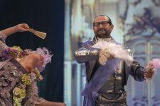 Frisuren-Trends 11 - Figaros Hochzeit mit Sisi oder warum Mario Krankl Sterne liebt
