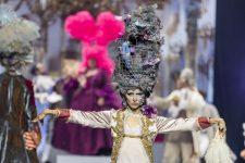Frisuren-Trends 4 - Figaros Hochzeit mit Sisi oder warum Mario Krankl Sterne liebt