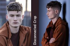 Frisuren-Trends 1 - Moser Modern Man – Disconnected Crop Trendlook 2019