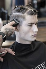 Frisuren-Trends 3 - Moser Modern Man – Disconnected Crop Trendlook 2019