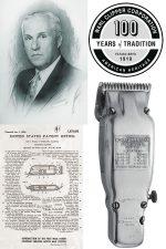 Frisuren-Trends 1 - Wahl präsentiert ‹Flattop› - der Look der 40er Jahre  aus der Decades Collection 2019