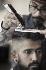 Frisuren-Trends 10 - Wahl präsentiert ‹Flattop› - der Look der 40er Jahre  aus der Decades Collection 2019